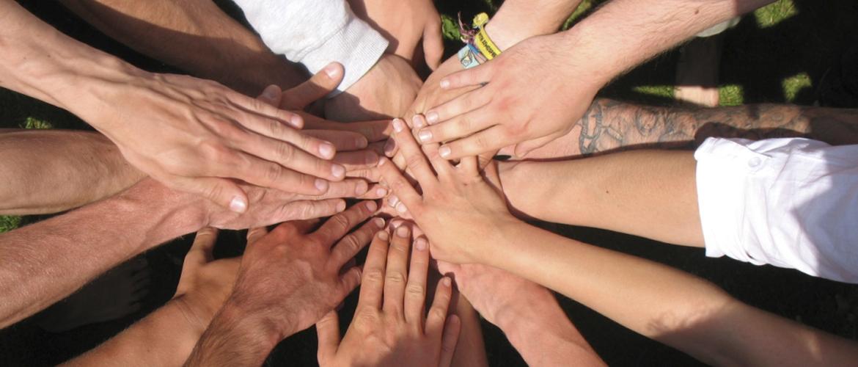 Gemeinsam zum Miteinander!